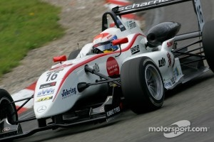 Mucke Motorsport, Dallara F308 Mercedes