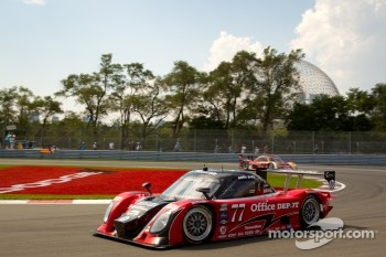 #77 Doran Racing Ford Dallara: Brian Frisselle, Henri Richard