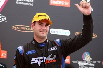 Shane van Gisbergen takes third for SP Tools Racing