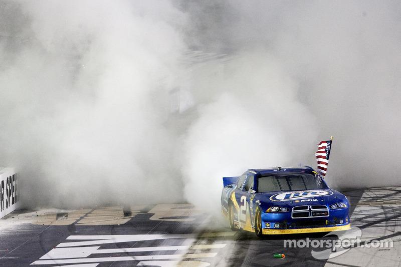 2011, Bristol 2: Brad Keselowski (Penske-Dodge)