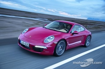 2012 New Porsche 911 Carrera (type 991)