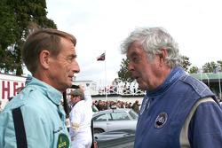 Race TT practice: Tuart Graham, Brian Redman