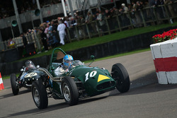 Richmond Trophy: Nick Wigley, Connaught C-Type