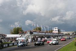 Race TT race: The Start