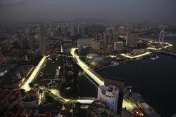 The Singapore circuit
