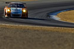 #911 Porsche GT3R Hybrid: Romain Dumas, Richard Lietz