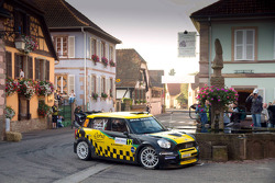 Daniel Oliveira and Carlos Magalhaes, MINI JOHN COOPER WORKS S2000