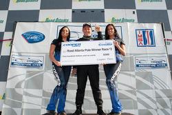 Sean Rayhall: Race #2 Pole Winner