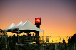 Toyota Speedway in Irwindale