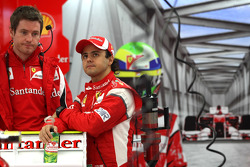 Rob Smedley, ,  Scuderia Ferrari,  Chief Engineer of Felipe Massa, Scuderia Ferrari