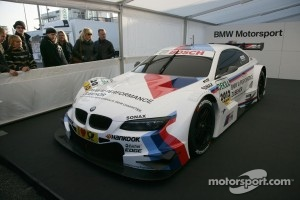 BMW will be back next season with the BMW M3
