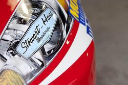 Stewart-Haas Racing detail