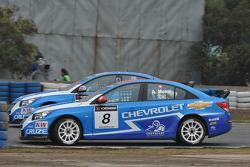 Alain Menu, Chevrolet Cruze 1.6T, Chevrolet and Robert Huff, Chevrolet Cruze 1.6T, Chevrolet