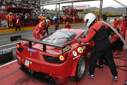 Ferrari F458 GT2