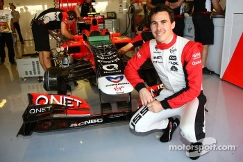 Robert Wickens, Marussia Virgin Racing