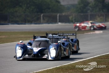 #8 Peugeot Sport Total Peugeot 908: Franck Montagny, Stphane Sarrazin
