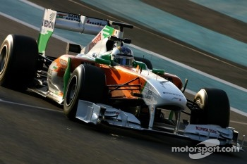 Johnny Cecotto, Force India Racing Team
