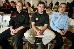 Championship contenders press conference: Johnny Sauter, Austin Dillon and James Buescher