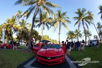 NASCAR Championship Drive in South Beach