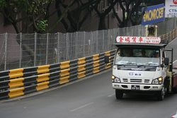 Rescue vehicle - Macau Style