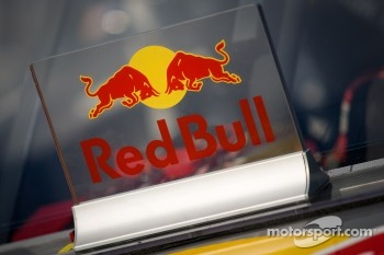 Car detail, Brian Vickers, Red Bull Racing Team Toyota