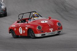 Ernest Nagamatsu  completely original 1958 Porsche 2 Roadster