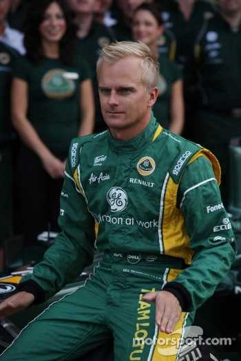 Heikki Kovalainen, Team Lotus
