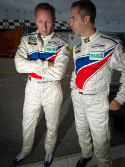 Darren Law and Joao Barbosa