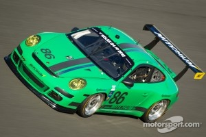 #86 Mitchum Motorsports Porsche GT3: David Murry