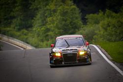 #73 Goetz Motorsport Audi RS4: Christian Kohlhaas, Axel Dufier, Vic Rice, Shane Lewis