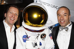 Tom Coronel to go in space in 2014