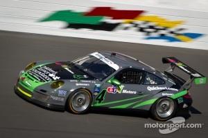 #4 Magnus Racing Porsche GT3: Justin Bell, Ryan Eversley, Daniel Graeff, Ron Yarab Jr.