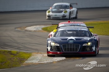 #52 Audi Sport AG Audi R8 Grand-Am: Frank Stippler