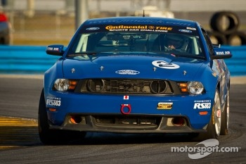 #2 Jim Click Racing Mustang Boss 302R: Jim Click, Mike McGovern