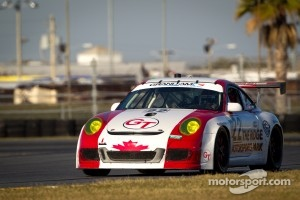 #22 Bullet Racing Porsche GT3: Randy Blaylock, Darryl O'Young, Steve Paquette, Joe White