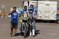 #14 Yamaha: David Casteu