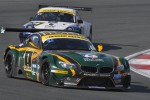 #1 Saudi Falcons by Schubert BMW Z4 GT3: Abdulaziz Al Faisal, Faisal Binladen, Edward Sandstrom, Jrg Mller, Claudia Hurtgen