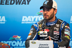 Press conference: Jimmie Johnson, Hendrick Motorsports Chevrolet