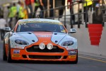 #119 Gulf Team First Aston Martin Vantage N24 GT4: John Iossifidis, Martin Baerschmidt, Yusif Bassil, Keiko Ihara