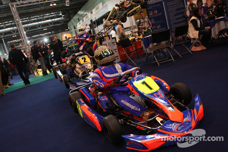 Karting Display