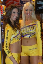 Powerflex.co.uk Promo Girls