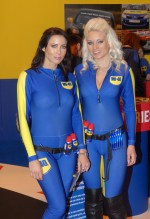 WD40 Promo Girls