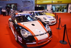 Porsche Club UK 911 racers