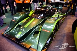 Lola-Drayson B12/69 EV - all electric LMP car