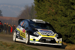 Julien Maurin and Olivier Ural, Ford Fiesta RS WRC