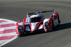 The Toyota Hybrid TS030