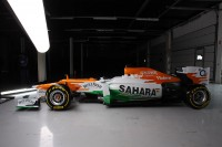 Sahara Force India VJM05 launch