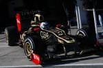 Kimi Raikkonen, Lotus Renault F1 Team 