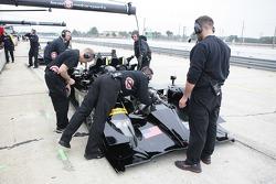 #95 Level 5 Motorsports HPD ARX-03b: Scott Tucker, Christophe Bouchut, Luis Diaz