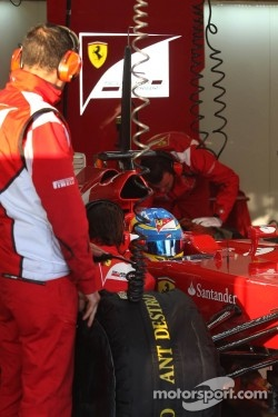 The Ferrari F2012 - Not a success at all